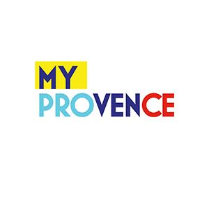 Logo my provence Tourisme
